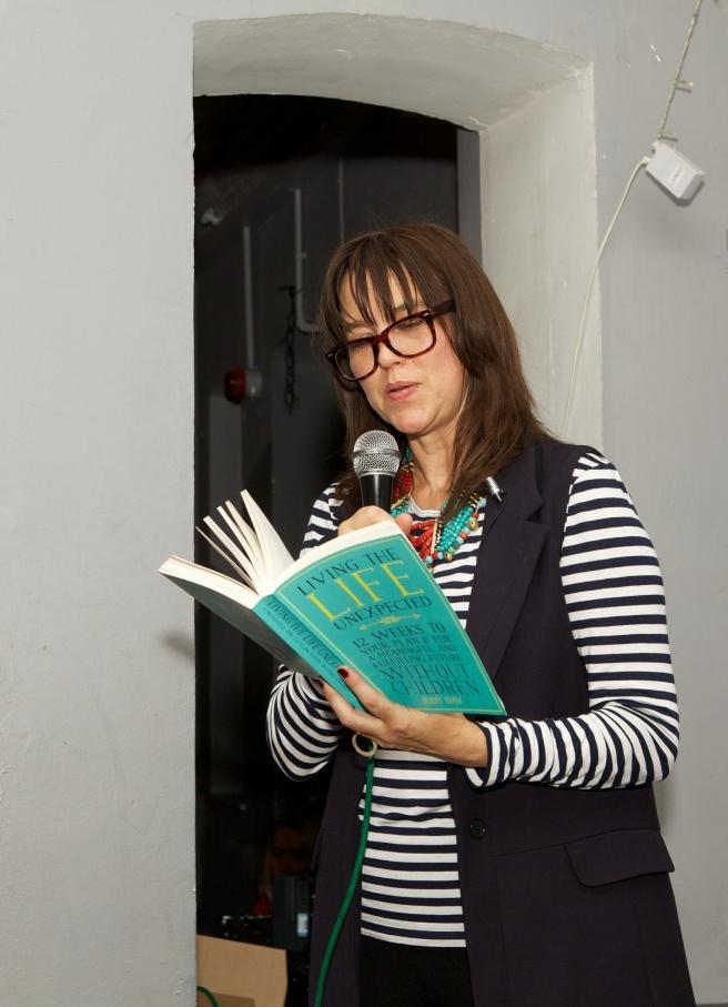 Jody Day's book launch