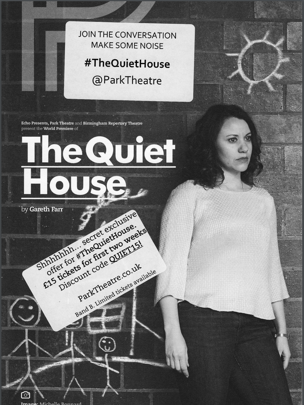 the quite house