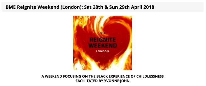 BME Reignite weekend