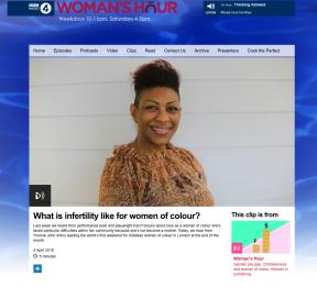 BBC Radio 4 Woman's Hour
