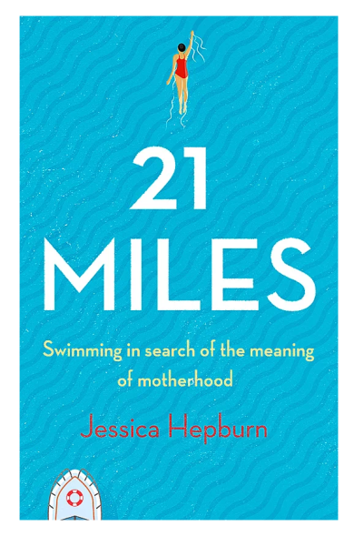 21 Miles: Swimming in search of the meaning of motherhood